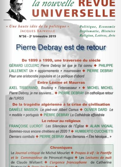 La Nouvelle Revue Universelle n°56