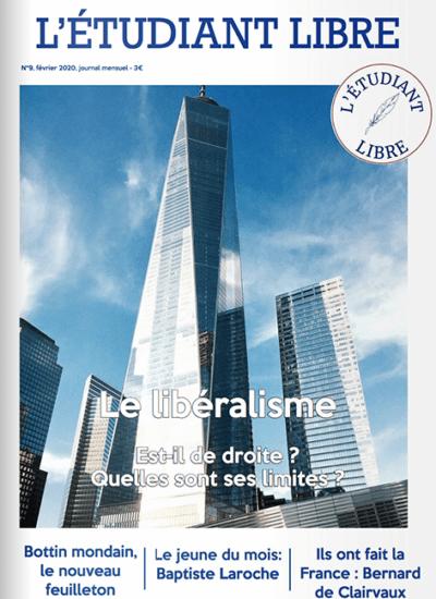 L'Étudiant Libre n°9