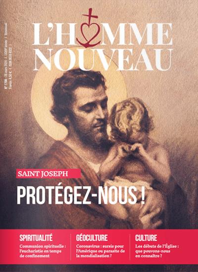 L'Homme Nouveau n°1708