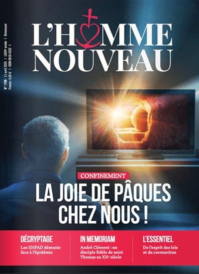 L'Homme Nouveau n°1709