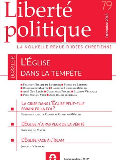 Liberté Politique n°79