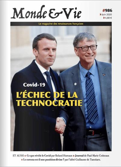 Monde & Vie n°986