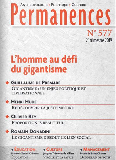 Permanences n°577