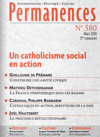 Permanences n°580
