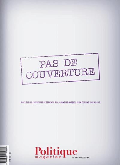 Politique Magazine n°190