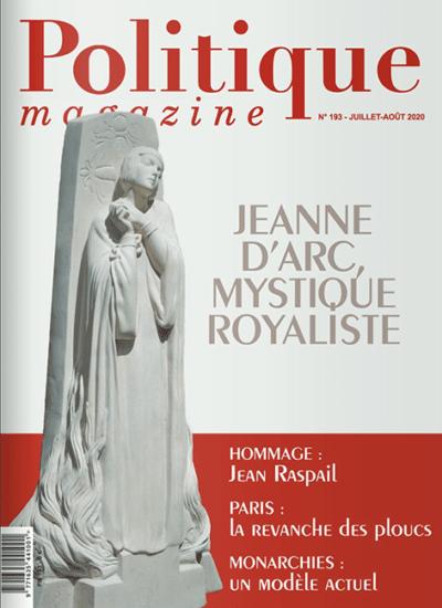 Politique Magazine n°193