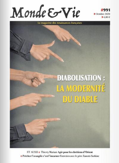 Monde & Vie n°991