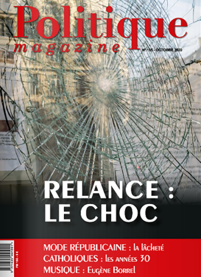 Politique Magazine n°195