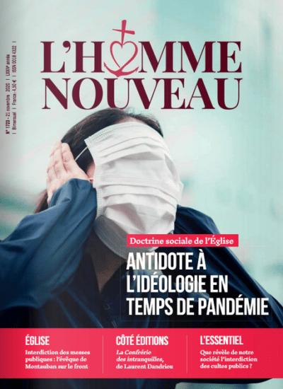 L'Homme Nouveau n°1723