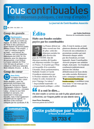 Tous Contribuables n°13