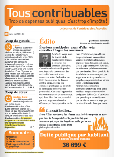 Tous Contribuables n°14