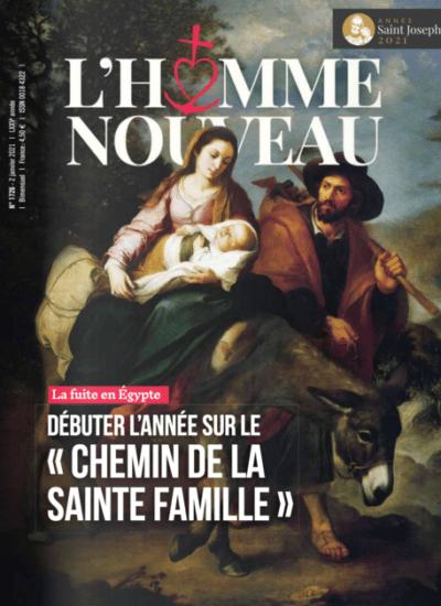 L'Homme Nouveau n°1726