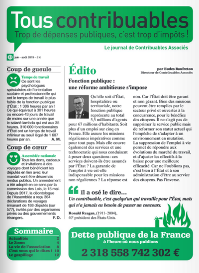 Tous Contribuables n°11