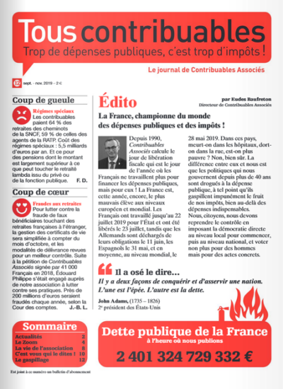 Tous Contribuables n°12