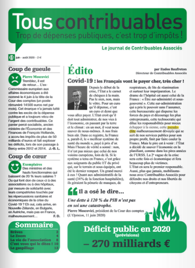 Tous Contribuables n°15