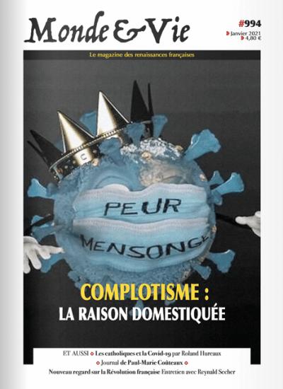 Monde & Vie n°994