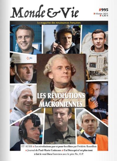 Monde & Vie n°995