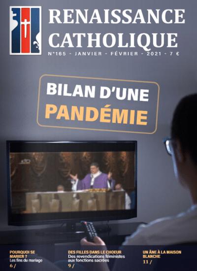 Renaissance Catholique n°165