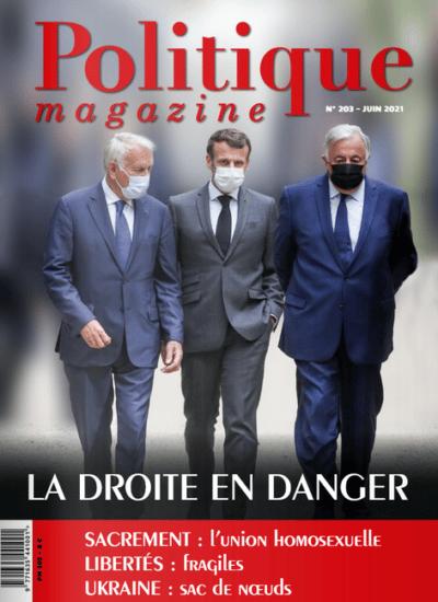 Politique Magazine n°203