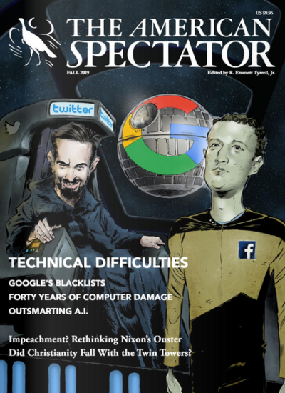 The American Spectator Fall 2019
