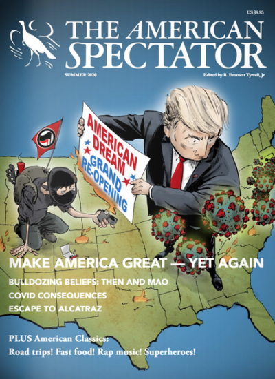 The American Spectator Summer 2020