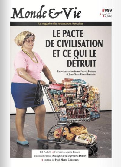 Monde & Vie n°999
