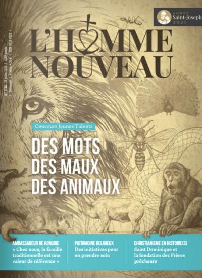 L'Homme Nouveau n°1740