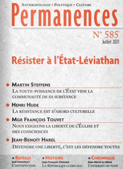 Permanences n°585