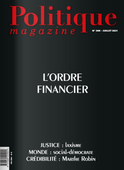 Politique Magazine n°204