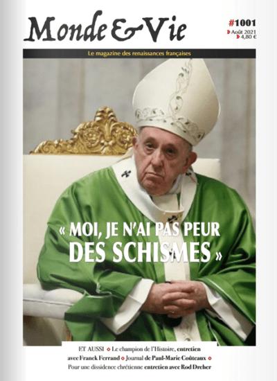 Monde & Vie n°1001
