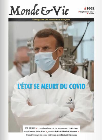 Monde & Vie n°1002